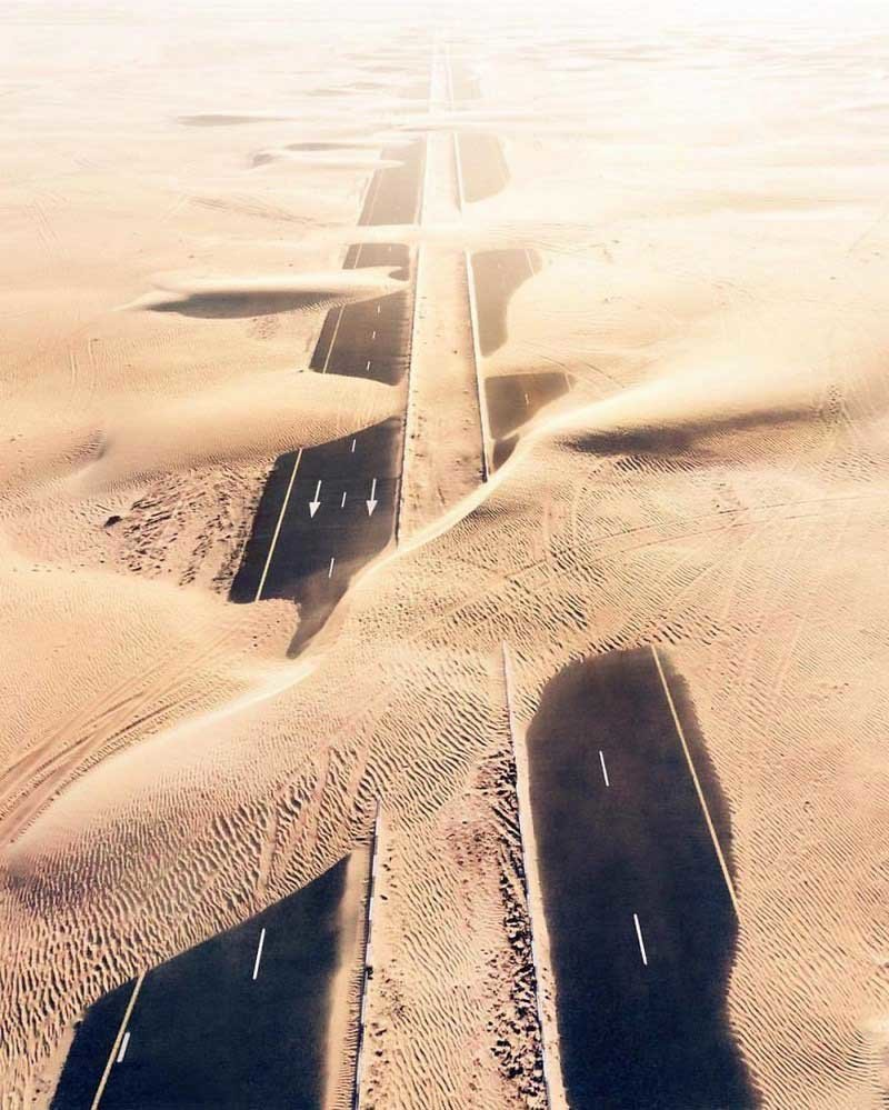 5. Человек против природы (Дубай, ОАЭ) абу-даби, в мире, дубай, красота, природа, пустыня, фотограф