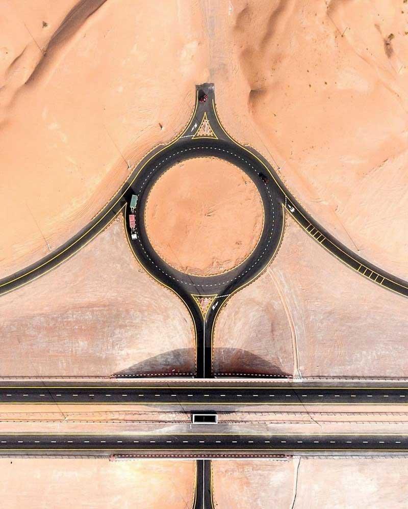 14. «И если ты не знаешь куда ты идешь, то любая дорога приведёт тебя туда», Льюис Кэрролл (Дубай, ОАЭ) абу-даби, в мире, дубай, красота, природа, пустыня, фотограф
