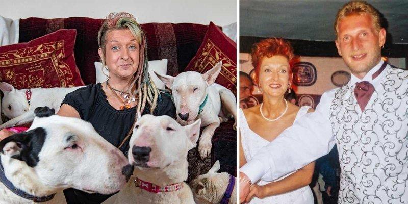 ″Или я - или собаки″, - сказал он. После 25 лет брака она выбрала собак! брак, в мире, истории, люди, собака, ультиматум