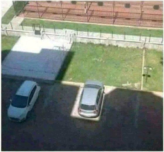Когда бог ненавидит тебя авто, гении парковки, мастера парковки, парковка, припарковались, удачно стоит