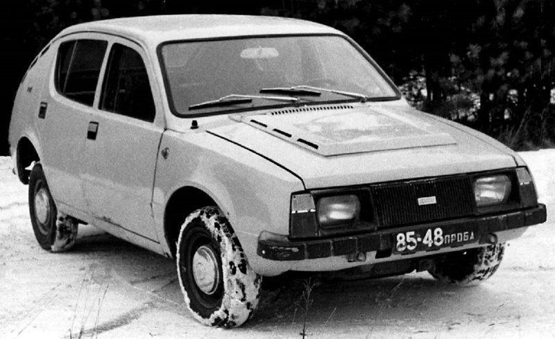 ИЖ-13 «Старт»  автомобиль, иж412, фоторепортаж