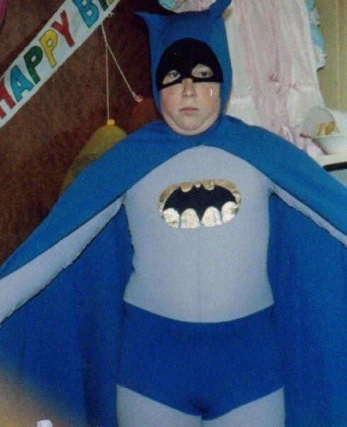 13. Бэтмен может быть и таким! вопросы, детство, подростки, родители и дети, смех, смущение, фото