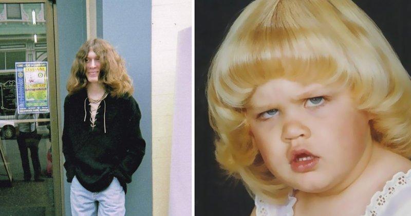 15 самых смущающих, неловких и смешных детских фотографий вопросы, детство, подростки, родители и дети, смех, смущение, фото