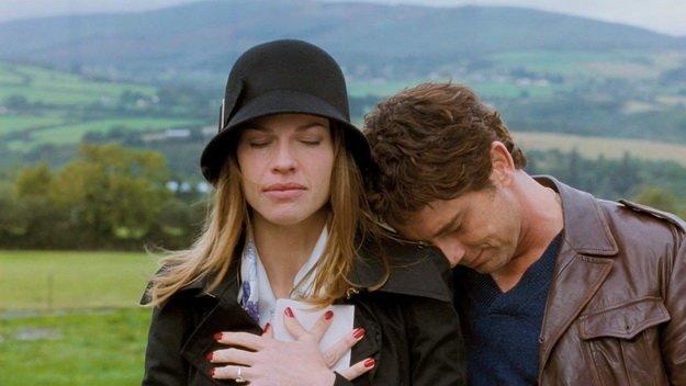 «P.S. Я люблю тебя» (США, драма) (P.S. I Love You, 2007) Любовь, кино, мелодрамы, фильмы, фишки-мышки, что посмотреть