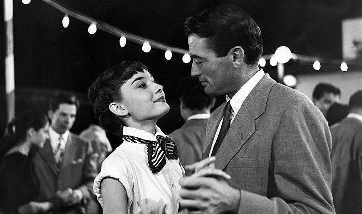 «Римские каникулы» (США, мелодрама) (Roman Holiday, 1953) Любовь, кино, мелодрамы, фильмы, фишки-мышки, что посмотреть