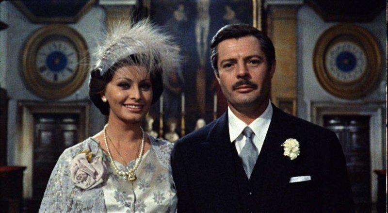 «Брак по-итальянски» (Италия, мелодрама) (Matrimonio all'italiana, 1964) Любовь, кино, мелодрамы, фильмы, фишки-мышки, что посмотреть