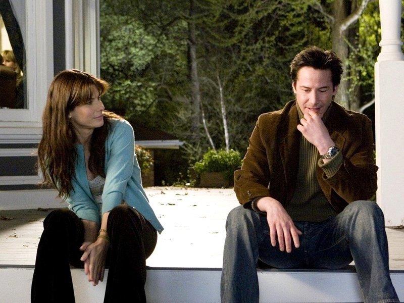 «Дом у озера» (США, мелодрама) (The Lake House, 2006) Любовь, кино, мелодрамы, фильмы, фишки-мышки, что посмотреть