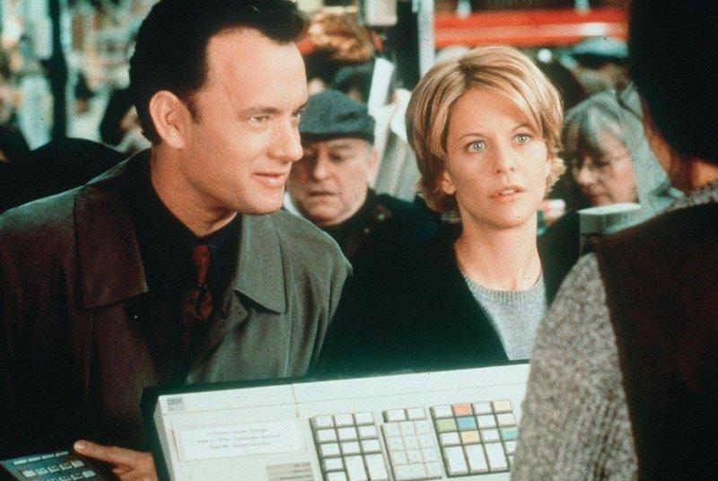 «Вам письмо» (США, мелодрама) (You've Got Mail, 1998) Любовь, кино, мелодрамы, фильмы, фишки-мышки, что посмотреть