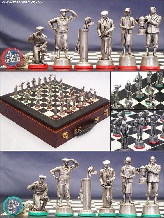 Гольф искусство, красота, мастерство, невероятное, талант, шахматы
