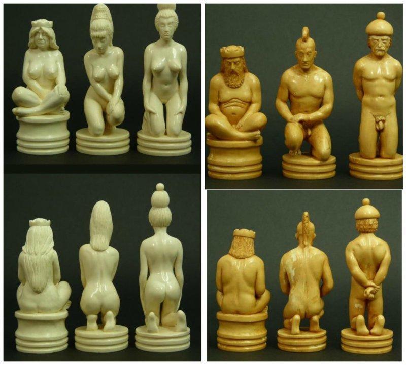 Мужчины против женщин искусство, красота, мастерство, невероятное, талант, шахматы