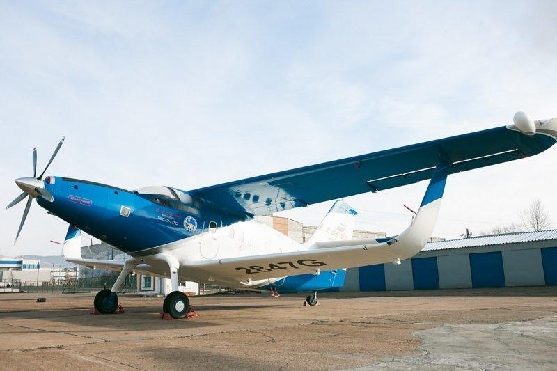 Самолет ТВС-2ДТС получит название «Байкал» ТВС-2ДТС, байкал, кукурузник, самолет