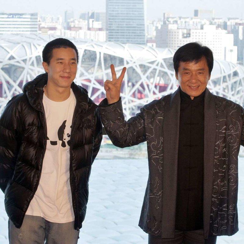 Джеки Чан (64 года), $350 млн богачи, деньги, миллиардер, наследство, семья