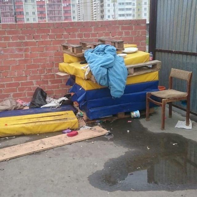 Пара из Челябинска помогла бездомному инвалиду вернуться на родину люди, помощь, челябинск