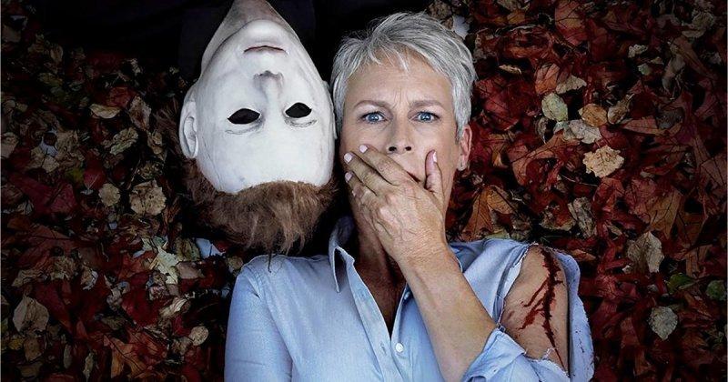 Первый трейлер продолжения культового фильма ужасов  «Хеллоуин» 1978 года Майкл Майерс, видео, знаменитости, кино, маньяк, трейлер, хеллоуин