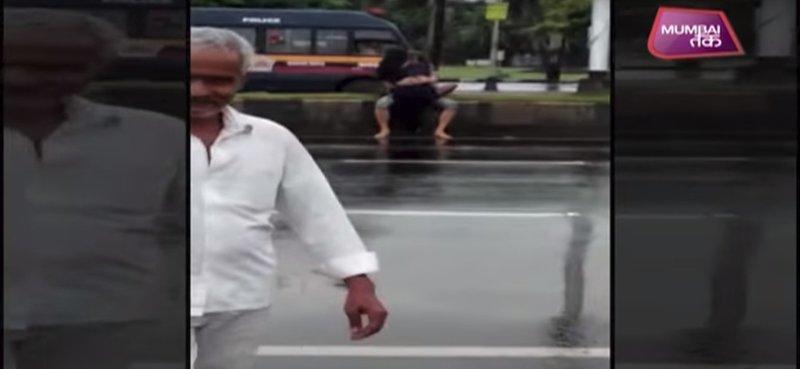Вирусный ролик помог задержать в Индии русского нелегала: видео ynews, Мумбаи, депортация, индия, паспорт