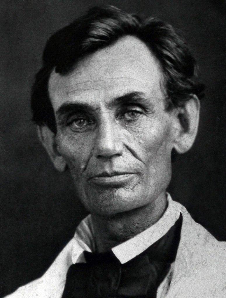 Авраам Линкольн без бороды занимательно, знаем чуть больше, интересно, прикол, теперь всё видели