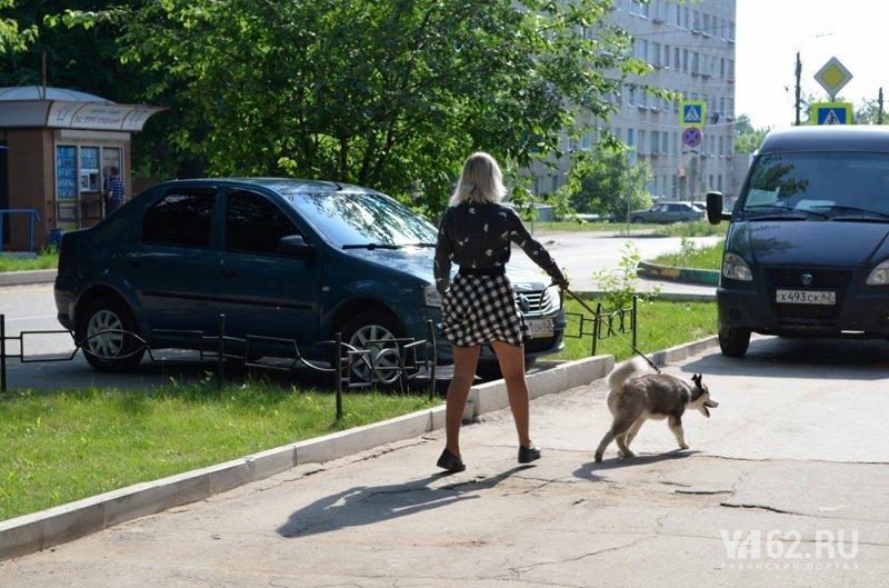 Затерянная Рязань. Фоторепортаж из Шлакового Рязань, Шлаковой, фоторепортаж