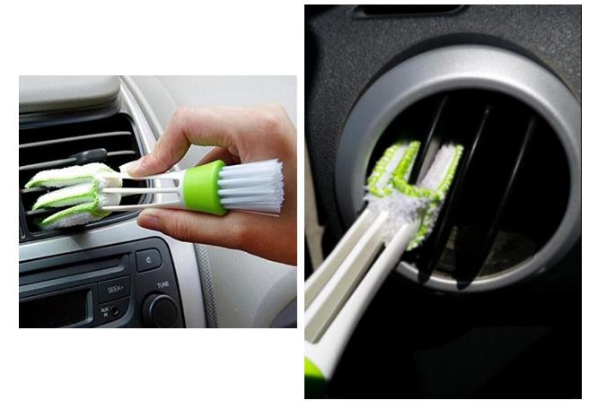 1. Крошечная щетка для чистки самых недоступных мест авто, автомобиль, гаджеты, машина
