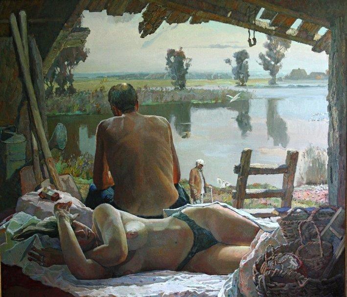 Картины художника Папко Валентина Федоровича жизнь, история, картины, факты