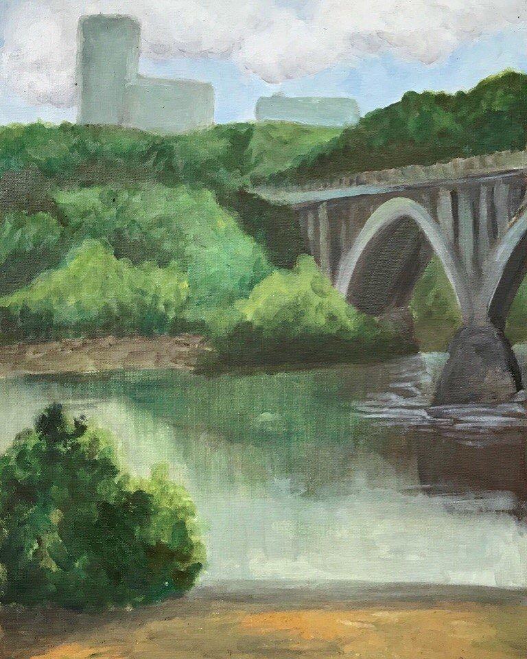 Городские зарисовки, которые вы ещё не видели город, искусство, картина, рисунок, художник, эстетика