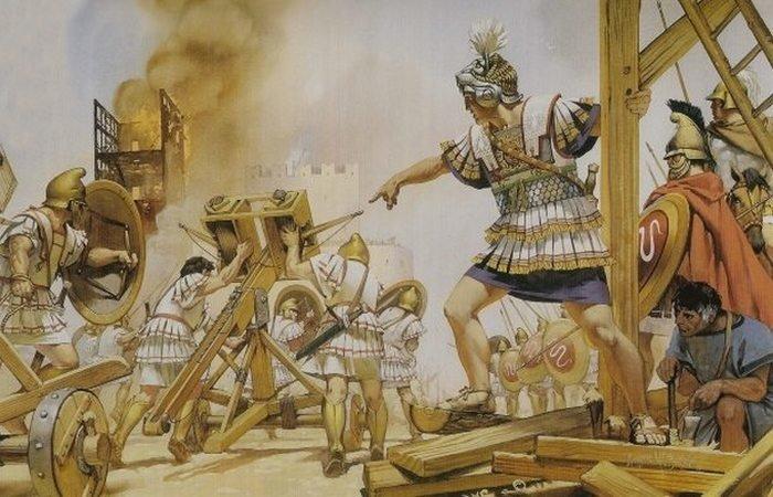 5. Раскаленный песок войны, история, оружие
