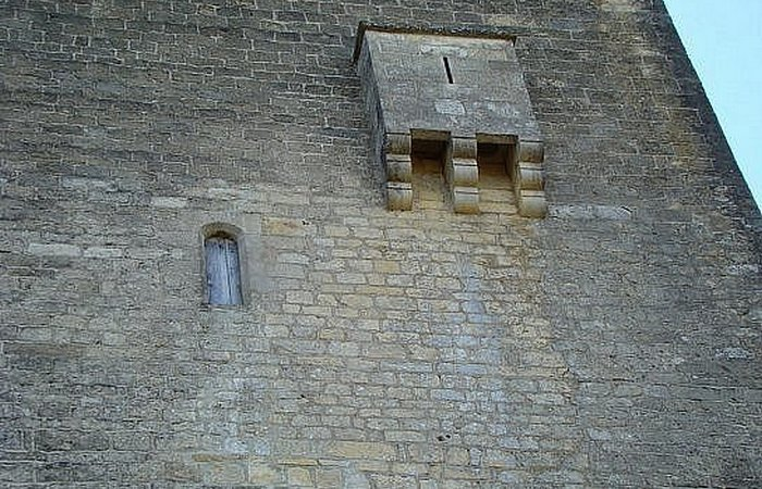 7. Туалет на крепостной стене войны, история, оружие