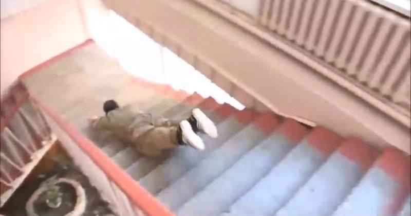 Американского морпеха удивило боевое искусство россиян: видео америка, боевое искусство, видео, военное, морпех, россия, спецназ, удивление