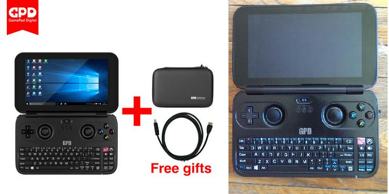 "1. <a href=""http://bit.ly/2MaF46I"">Мини-игровой ноутбук GPD Win, экран 5.5"", 4Гб/64Гб, процессор x7-Z8750, ОС Windows 10</a> aliexpress, алиэкспресс, подарки, покупки, развлечения, скидки, творчество, техника"