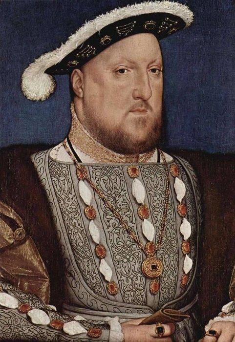 Доспехи короля Генриха VIII – его краса и гордость доспехи, рыцари, средневековье