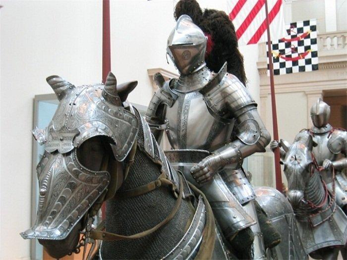 Какие доспехи носили европейские монархи, японские самураи и солдаты Первой мировой доспехи, рыцари, средневековье