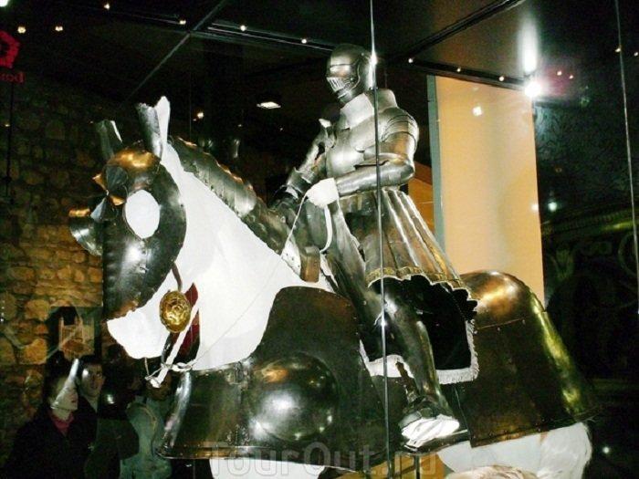 Доспех 1515 года доспехи, рыцари, средневековье