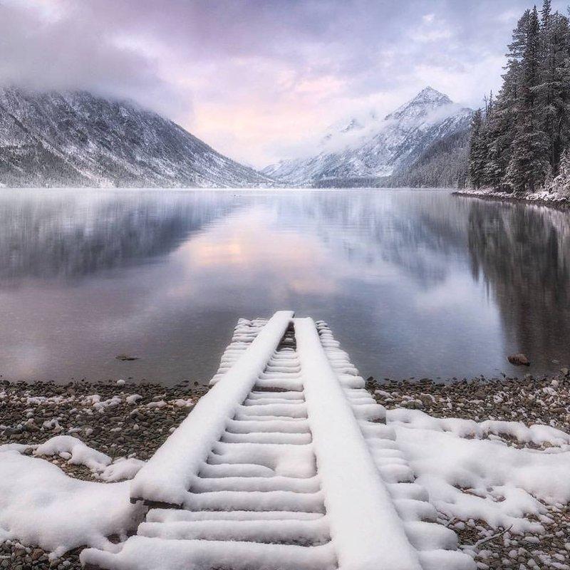 Мультинские озёра, Алтай горы, леса, природа, природа России, российская природа, россия