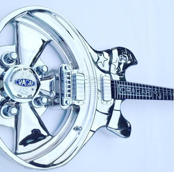 Сумасшедшие гитары для сумасшедших гитаристов Фабрика идей, гитары, искусство, красота, невероятное