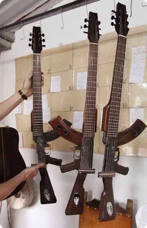 Оружейные Фабрика идей, гитары, искусство, красота, невероятное