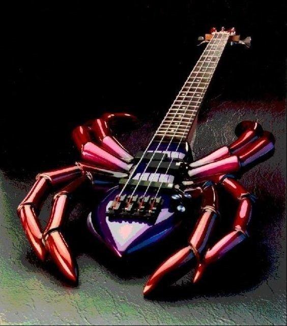 Животный мир Фабрика идей, гитары, искусство, красота, невероятное