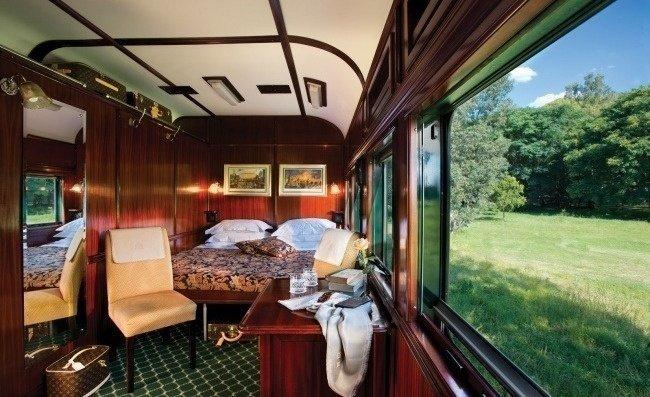 Самые роскошные поезда, курсирующие по земному шару поезд, роскошная жизнь, роскошь