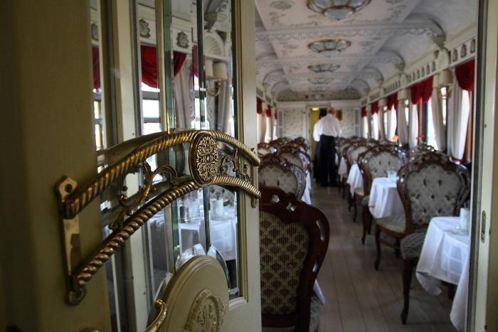 Поезд «Императорская Россия» поезд, роскошная жизнь, роскошь