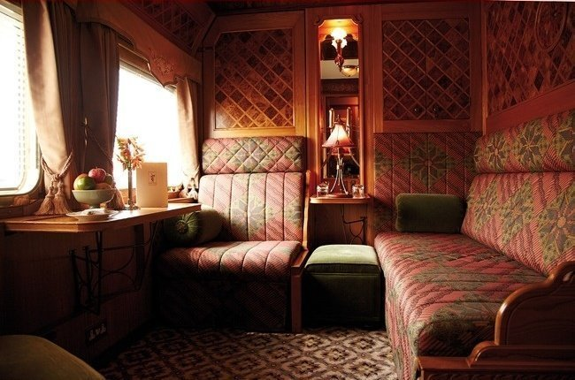 Поезд «Eastern & Oriental Express» поезд, роскошная жизнь, роскошь