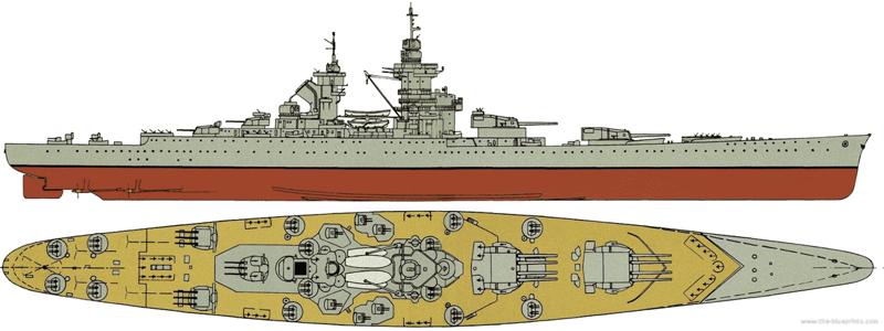 Линкоры Второй мировой войны вмф, корабли, линкоры