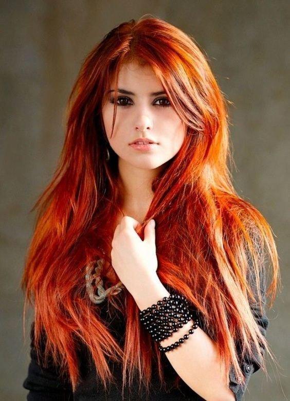 Рыжики девушки, красота, лепота