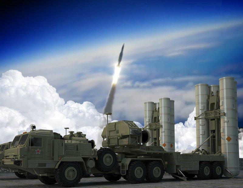 """С-500 """"Прометей"""" сможет поражать цели в ближнем космосе Роcсия, пво, прометей"""