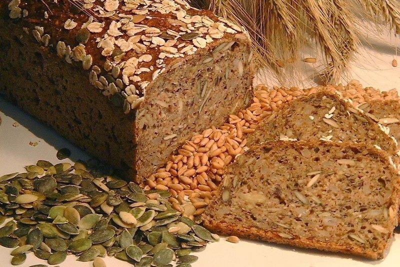 2. Мультизерновые хлебы здоровые, здоровые продукты, истории, продукты, спорт
