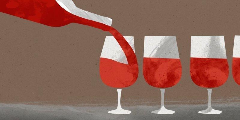 Каждый «лишний» бокал вина забирает у вас 30 минут жизни алкоголь, здоровые, здоровый образ жизни, истории