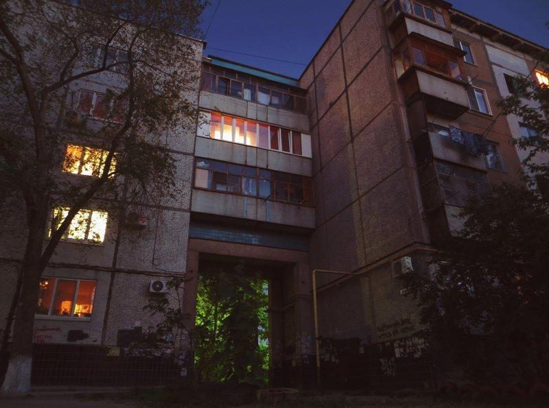 Волжский, Волгоградская область дома, панельки, советские панельки, фотография, эстетика