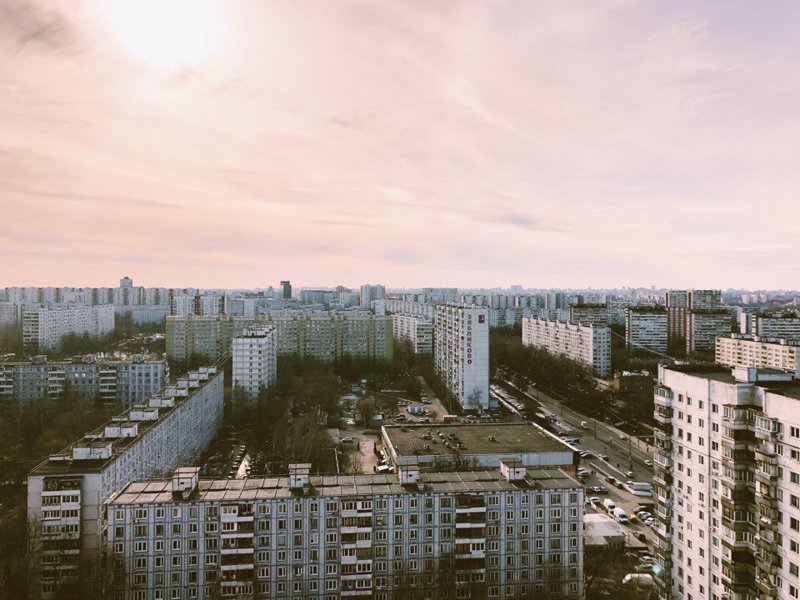 Москва дома, панельки, советские панельки, фотография, эстетика