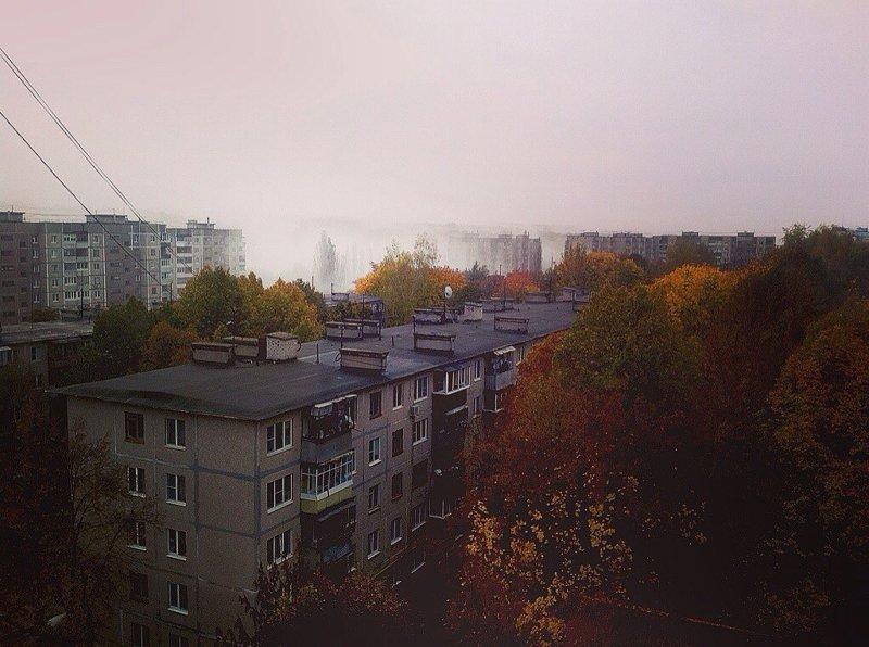 Железногорск, Курская область дома, панельки, советские панельки, фотография, эстетика
