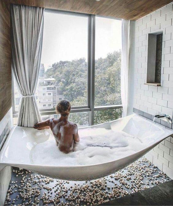 Ванны необычной формы Фабрика идей, ванны, жизайн, интересное, красиво