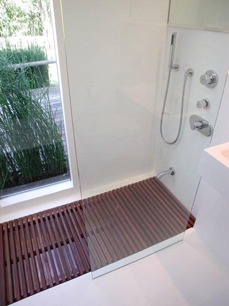 Ванная под снимающейся решеткой Фабрика идей, ванны, жизайн, интересное, красиво