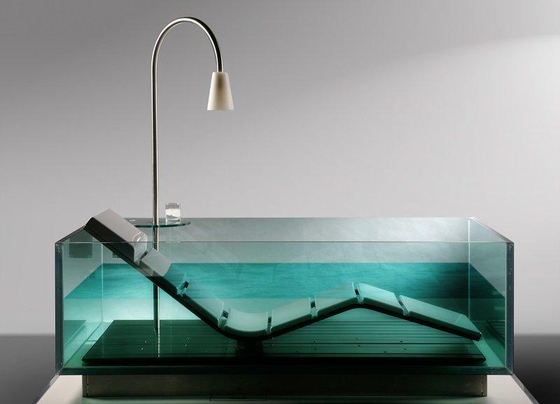 Фантастические ванны, которые разнообразят вашу жизнь Фабрика идей, ванны, жизайн, интересное, красиво