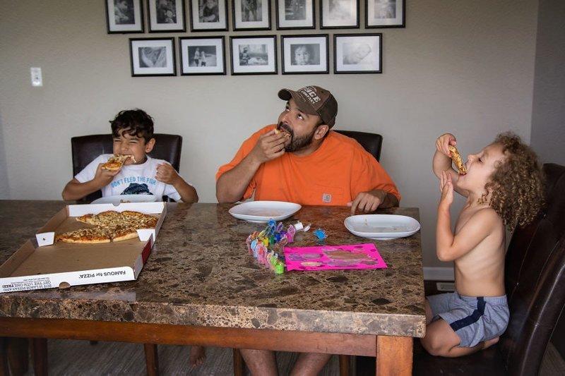 23. день отца, отец и дети, отец и ребенок, отцовская любовь, отцы и дети, папа, папа может, фотопроект